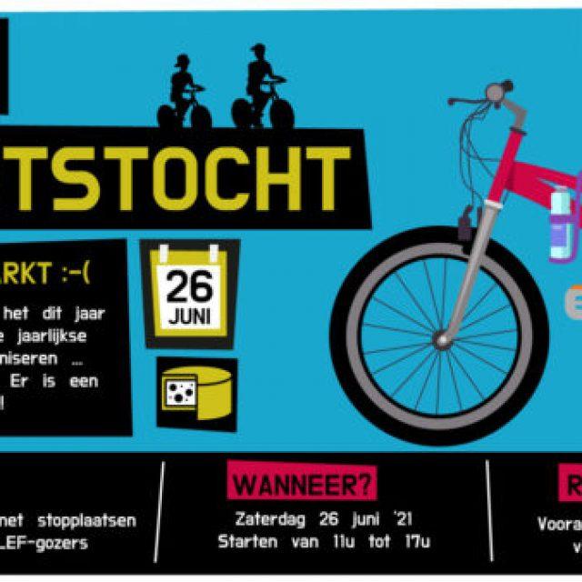 LEF-fietstocht Kaprijke
